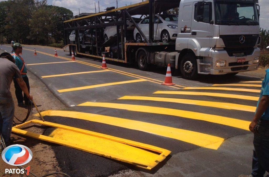 Prefeitura de Patos de Minas realiza mudanças no transito da Avenida Marabá