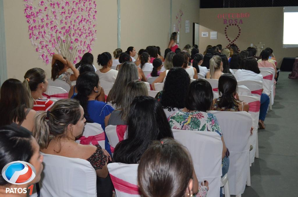 Outubro Rosa: Lagoa Formosa realiza várias ações no mês de conscientização sobre o câncer de mama