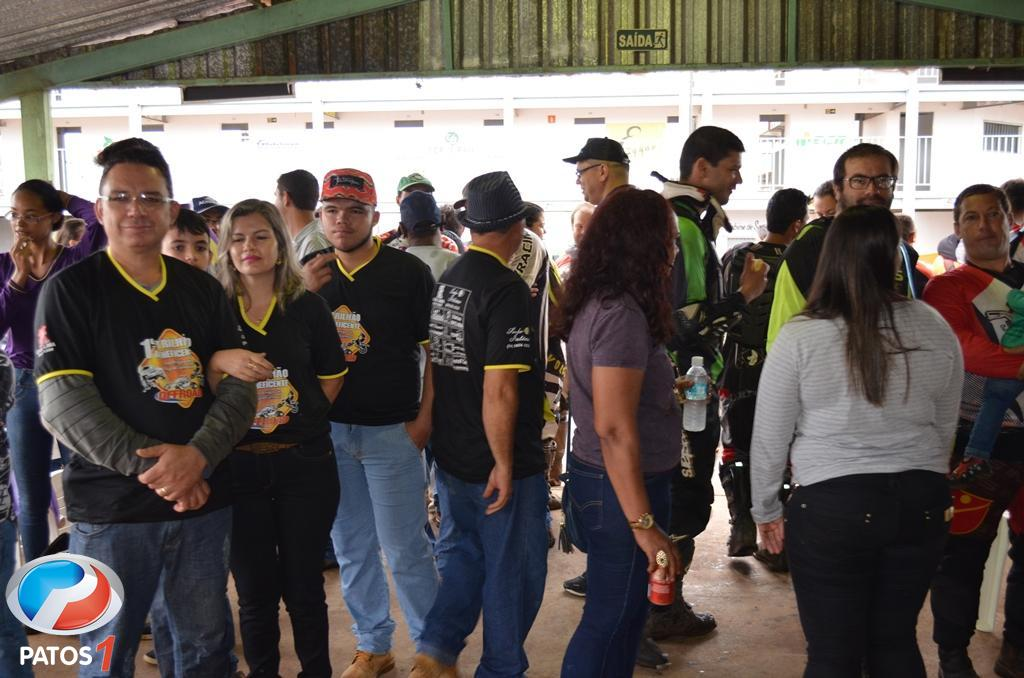 Trilhão beneficente da Casa de Repouso de Lagoa Formosa acontece com muita adrenalina