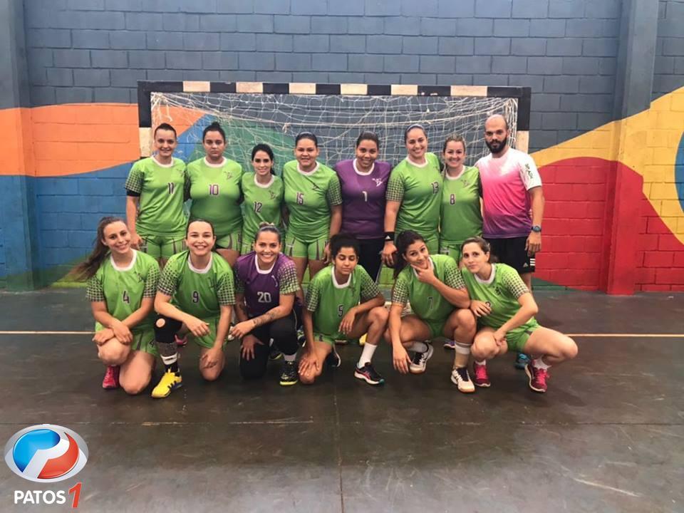 Equipe Feminina de Handebol patense conquista pódio em Liga do Triângulo Mineiro e Alto Paranaíba