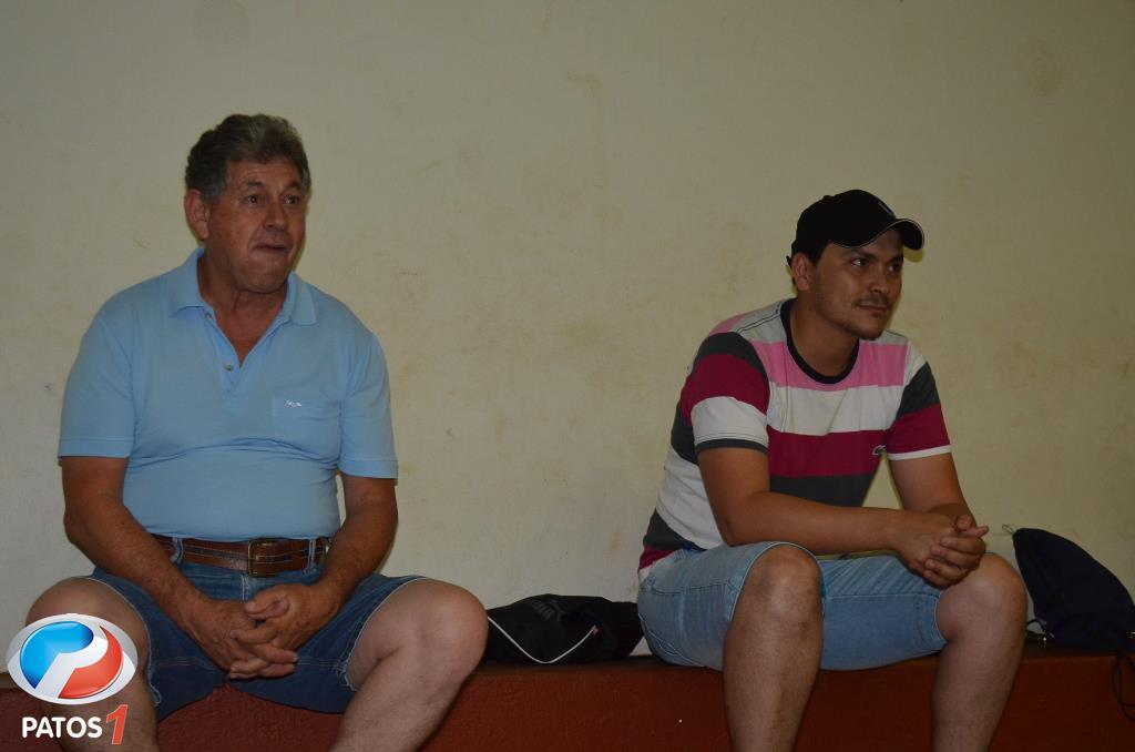 Turma do vôlei de Lagoa Formosa realiza o 2º campeonato interno na Escola Alizira Borges
