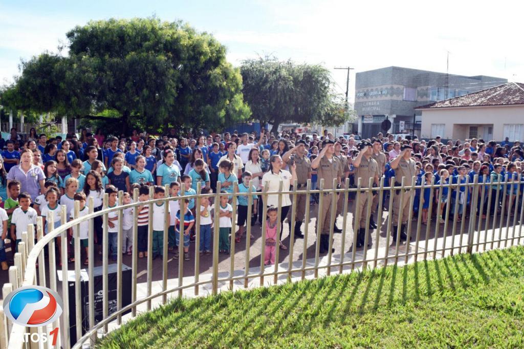 Arapuá realiza festa para comemorar 55 anos de emancipação política administrativa