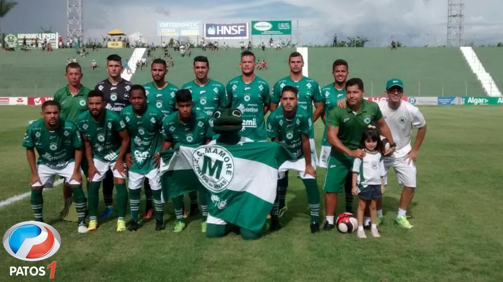 Mamoré volta a empatar em Patos de Minas e segue sem vencer no Módulo II do Mineiro 2018