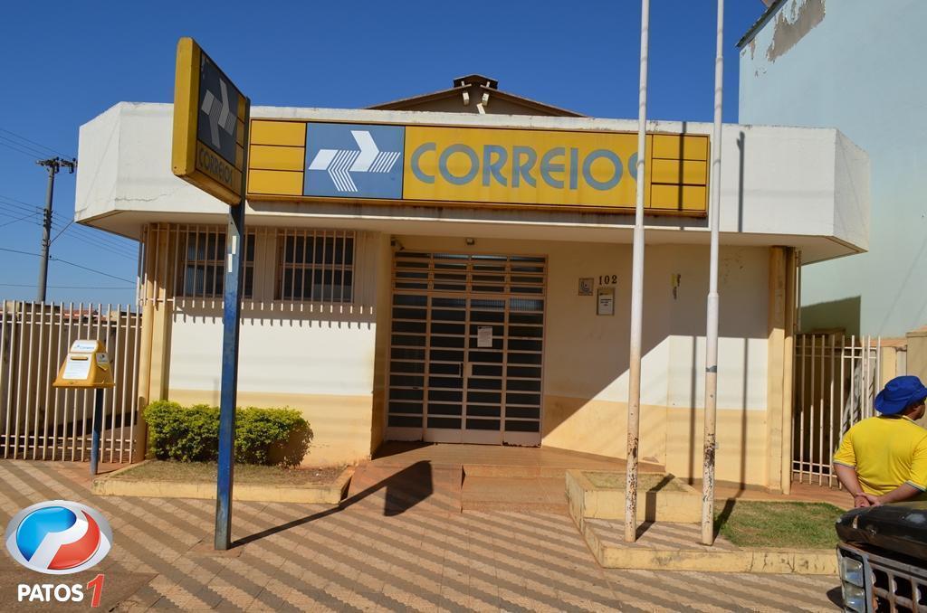 Moradores de Patos de Minas e Lagoa Formosa estão prejudicados com a grevendos Correios