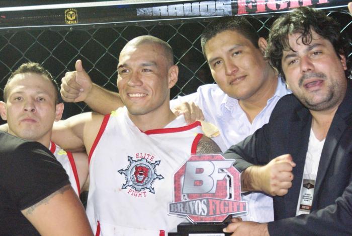 Público de Patos de Minas se empolga com a realização do 1º evento de MMA na cidade