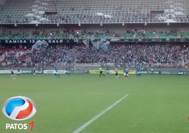 URT dá trabalho ao galo em Belo Horizonte, mas está fora das semifinais do Campeonato Mineiro