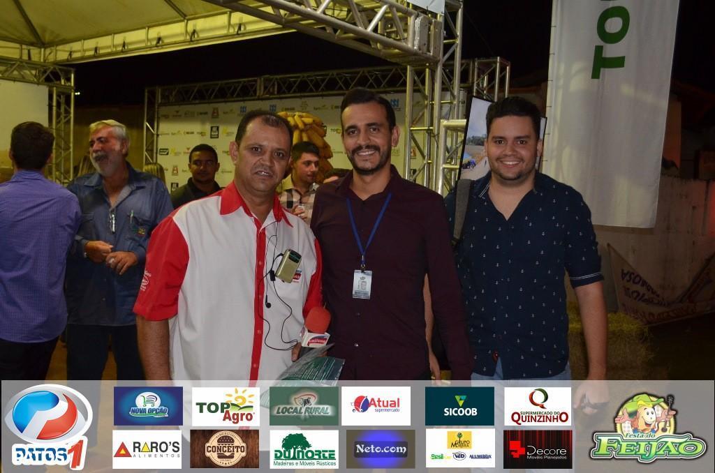 Rodeio Entre Equipes e show de Pedro Paulo e Alex abrem Festa do Feijão 2018