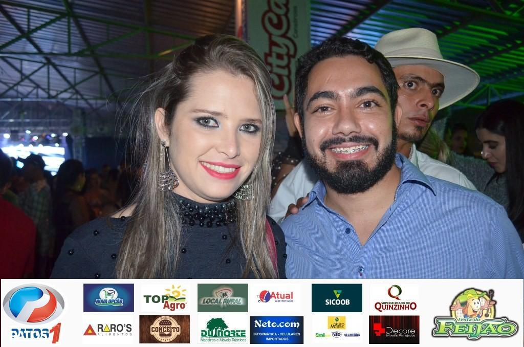 Cantor Wesley Safadão se apresenta pela primeira vez na Festa do Feijão de Lagoa Formosa