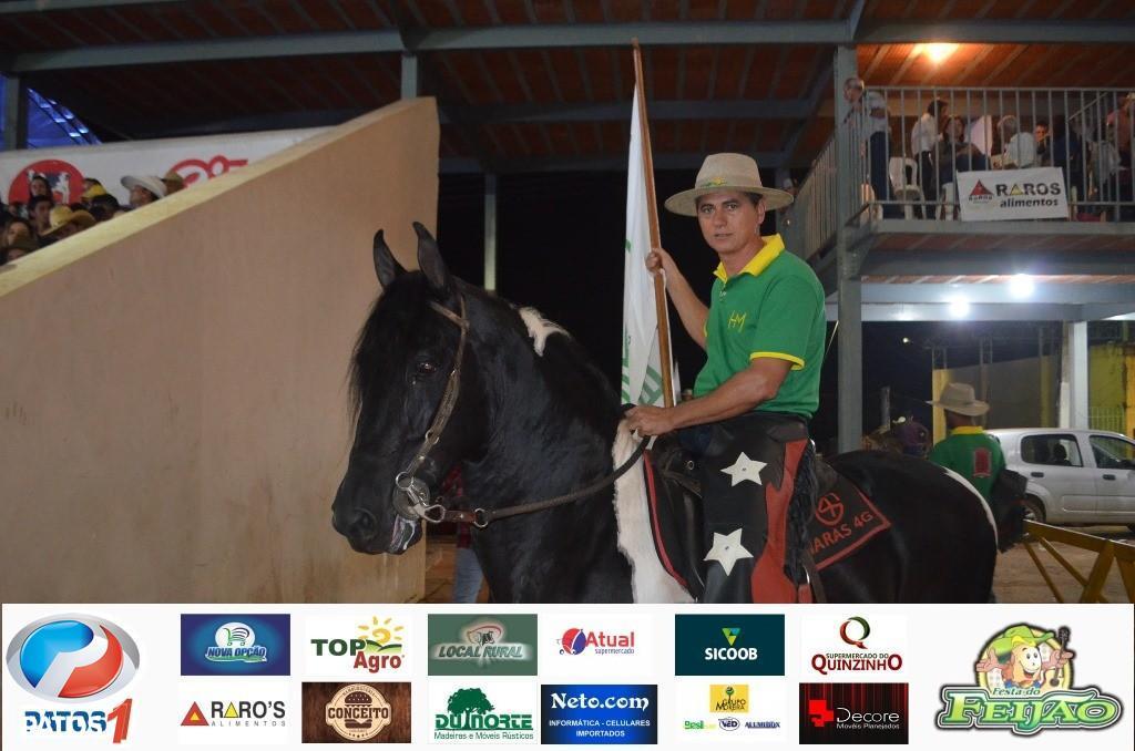Rodeio profissional da Festa do Feijão 2018 distribui mais de 40 mil reais em prêmios
