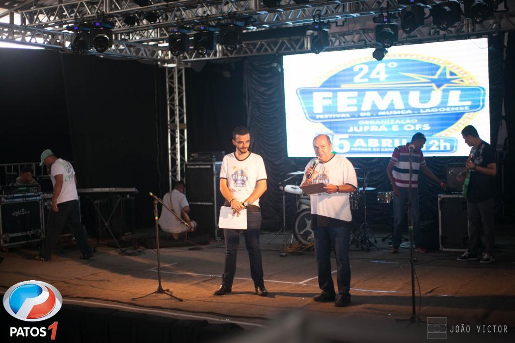 FEMUL volta a ser destaque Regional na Festa do Feijão na cidade de Lagoa Formosa