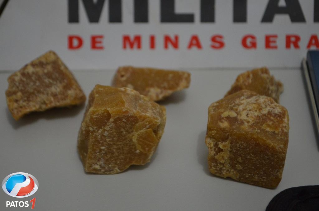 PM de Lagoa Formosa cumpre mandados e realiza uma das maiores apreensões de drogas na cidade