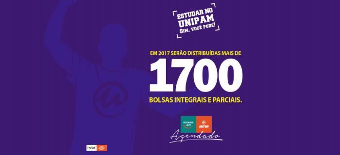 UNIPAM de Patos de Minas abre inscrições para o bolsa social que já beneficiou 8.669 alunos