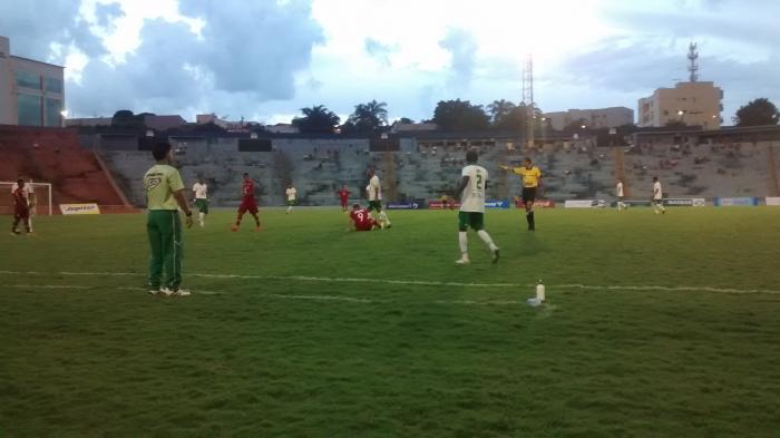 Mamoré de Patos de Minas perde em Uberaba e continua sem vencer no módulo II do campeonato mineiro de futebol