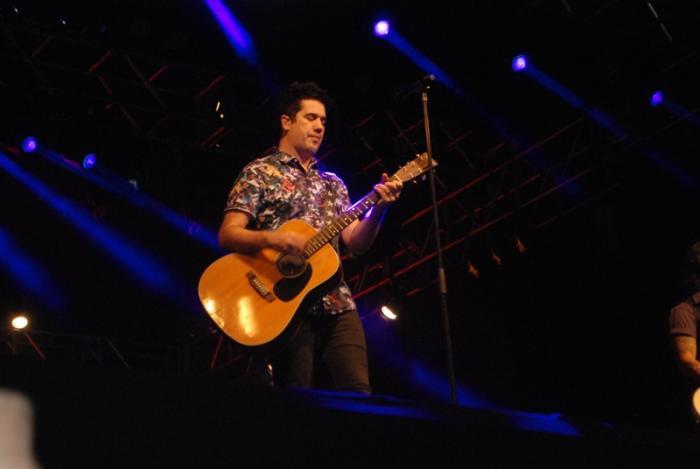Jota Quest se apresenta em Patos de Minas na 4ª etapa da turnê