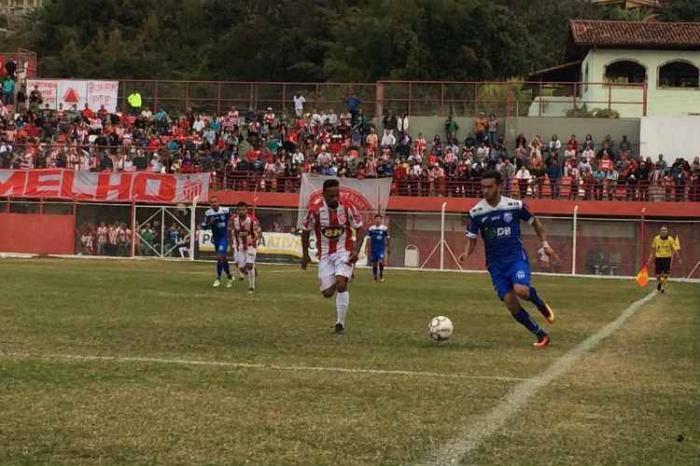 URT empata com Villa Nova e se classifica para as quarta de final do brasileiro da série D