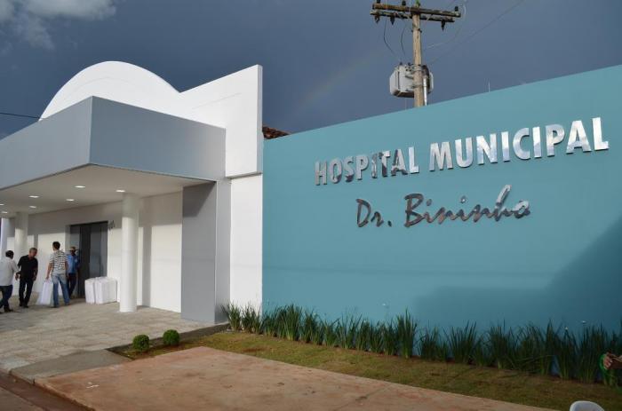 Cidade de Lagoa Formosa completa 55 anos com inauguração de Hospital Municipal
