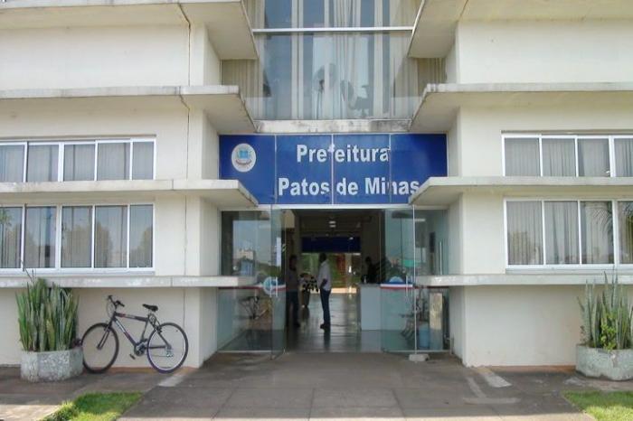 Prefeito de Patos de Minas pode decretar calamidade financeira do município nos próximos dias