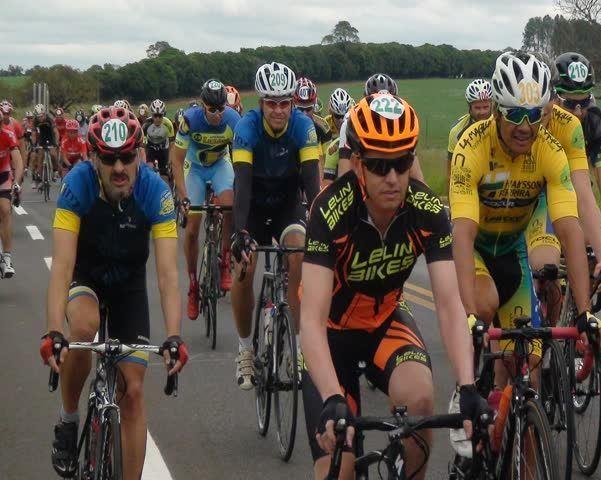 Santana de Patos sedia primeira etapa do campeonato patense de ciclismo