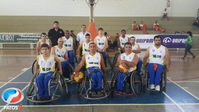 Equipe de basquete sobre cadeira de rodas de Patos de Minas é consagrada campeã em final emocionante na 7° Copa Unipam