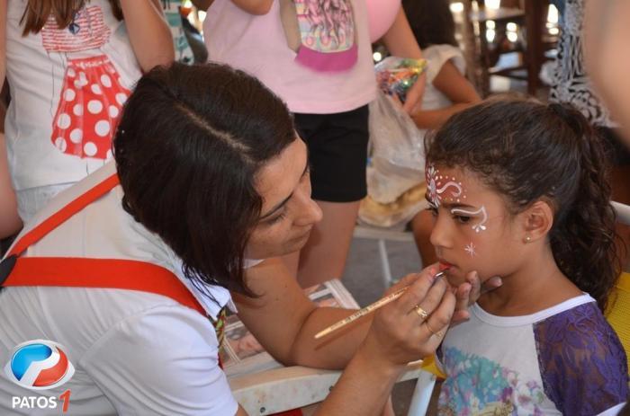 Prefeitura de Lagoa Formosa realiza neste domingo (08) Rua de Lazer em comemoração ao Dia da Criança