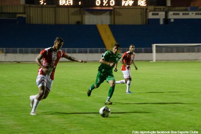 Com remotas chances de classificação no campeonato mineiro da segunda divisão Mamoré empata com o BOA