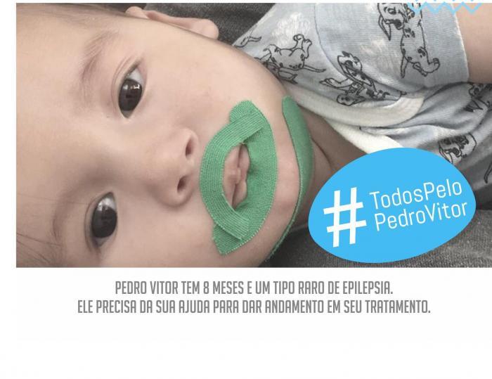 Família da cidade de Patrocínio pede ajuda para custear tratamento de bebê com síndrome rara