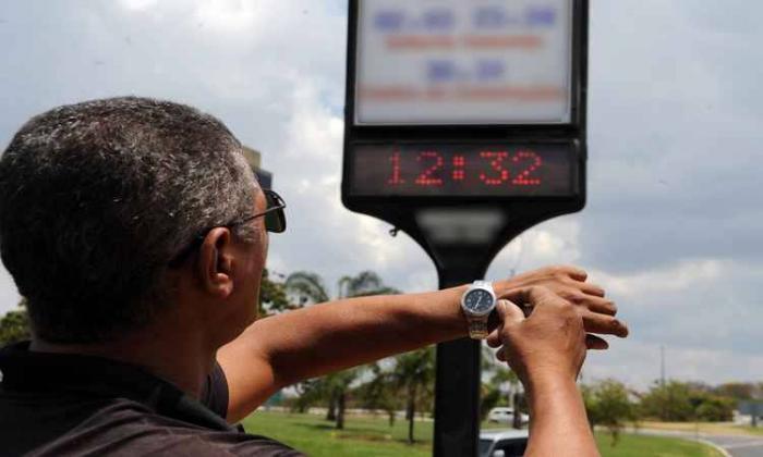 Governo Federal decide manter o horário de verão que começa no dia 15 de outubro