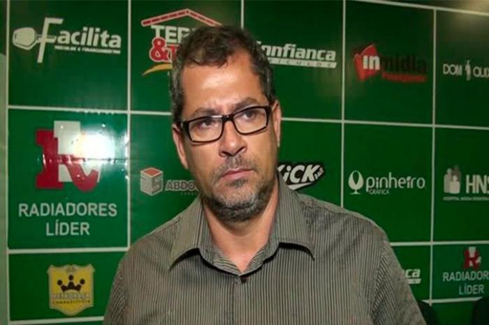 Beto Ribeiro renuncia ao cargo de presidente do Mamoré