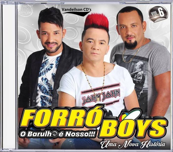 Forró Boys: Lagoa Formosa recebe nesta sexta (15) a maior sensação do forró dos últimos anos