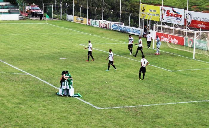 Mamoré vence o Tupi de Juiz de Fora por goleada em Patos de Minas e aumenta as chances de permanecer na primeira divisão do mineiro