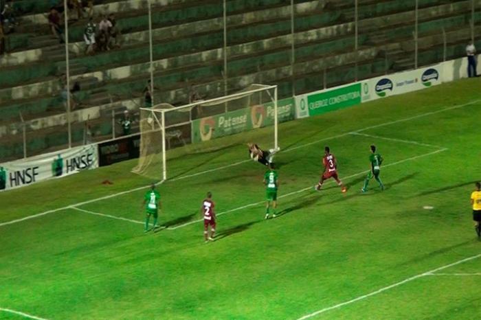 Mamoré empata com líder Uberaba na oitava rodada do Módulo II do Mineiro