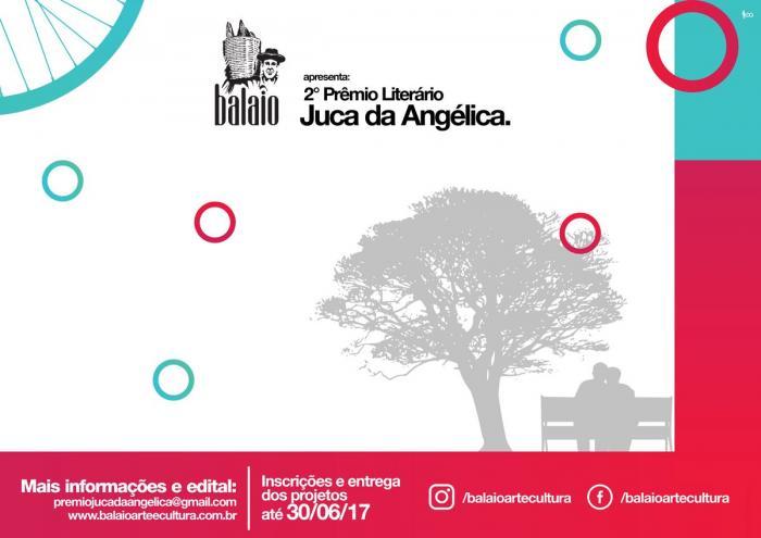 Balaio de Arte e Cultura realiza a 2ª edição do Prêmio Literário Juca da Angélica