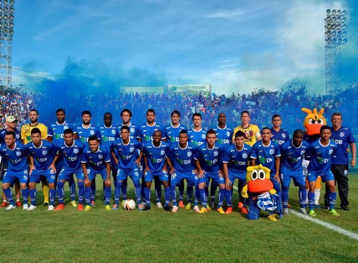 URT de Patos de Minas realiza promoção de ingressos para a primeira partida em seu estádio pelo campeonato mineiro de 2016