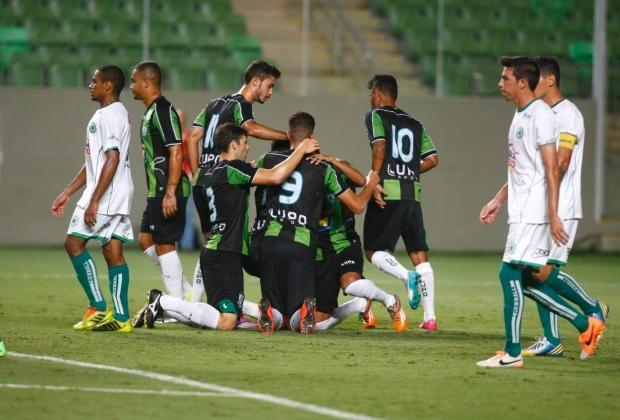 Mamoré perde para o América em Belo Horizonte e afunda ainda mais no campeonato mineiro