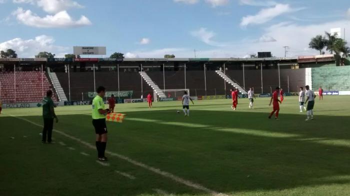 Mamoré vence Guarani em Patos de Minas e sonha em permanecer no módulo II do Mineiro
