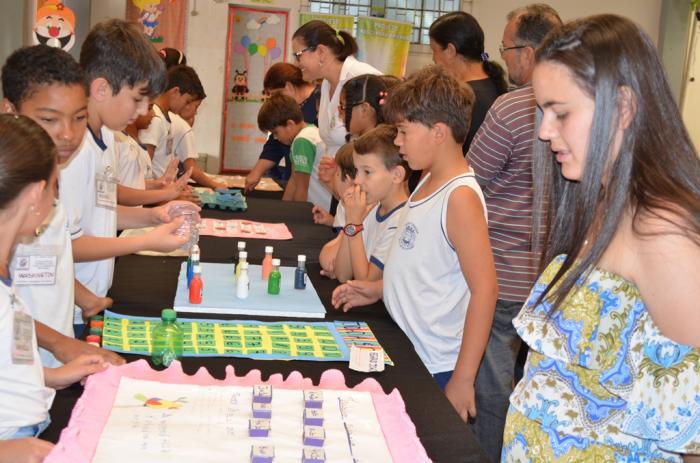 Escola Municipal Alzira Borges Souto inicia 3ª fase de projeto de matemática