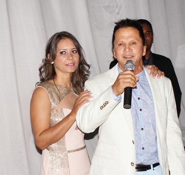 Proprietário da Formosa Laticínios realiza cerimônia festiva para celebrar noivado