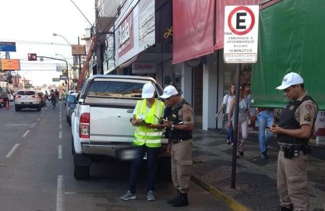 Agentes de Trânsito realizam Estágio Supervisionado em Patos de Minas