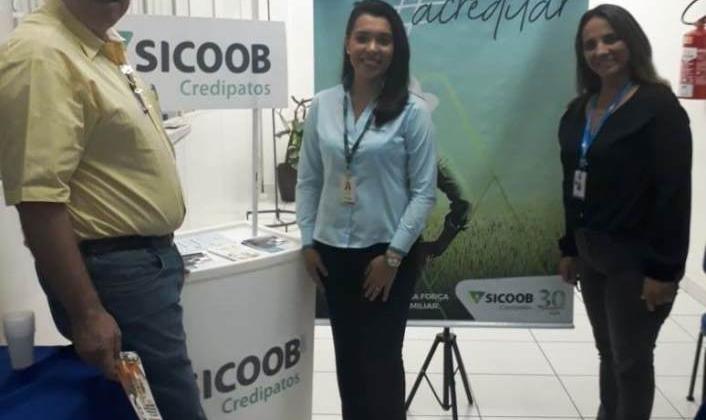 SICOOB CREDIPATOS participa da Semana do Micro Empreendedor Individual – MEI- 2018