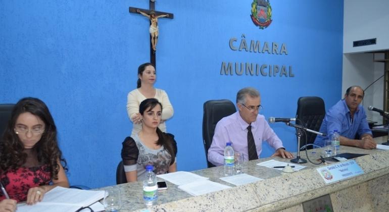 Vereadores de Lagoa Formosa realizam 15ª reunião ordinária