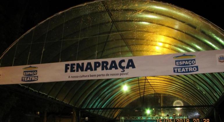 FENAPRAÇA em Patos de Minas acontece até domingo dia 20 de maio