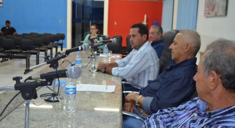 Vereadores de Lagoa Formosa realizam 19ª reunião ordinária e votam projetos
