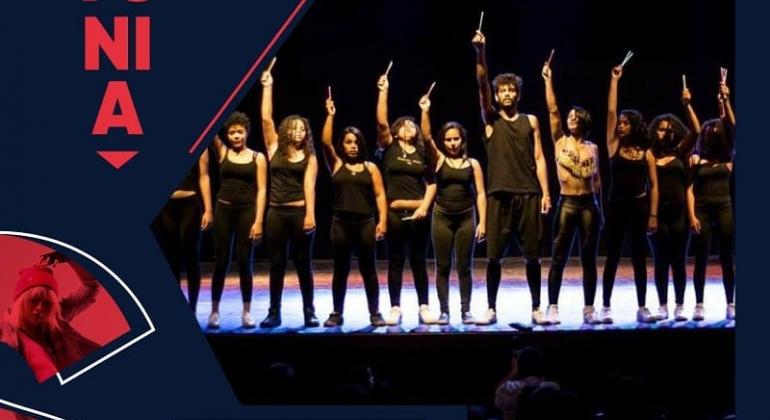 Projeto Sintonia apresenta mostra de dança urbana na cidade de Patos de Minas