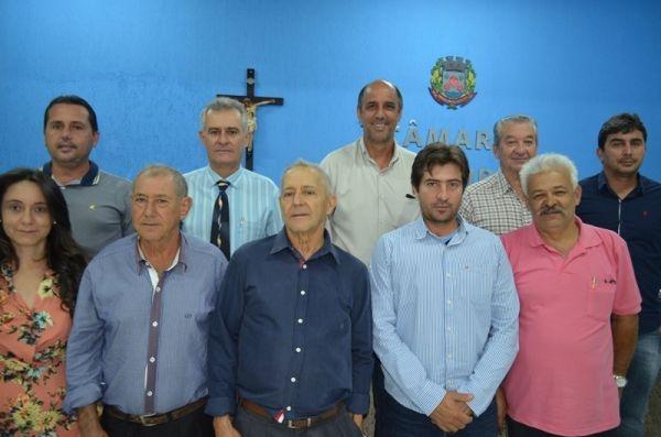 Vereadores de Lagoa Formosa realizam última reunião ordinária do primeiro semestre de 2018
