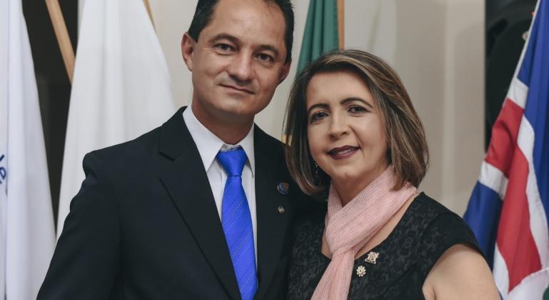Rotary Club de Lagoa Formosa e Casa da Amizade empossam Conselho Diretor para o ano Rotário 2018/19