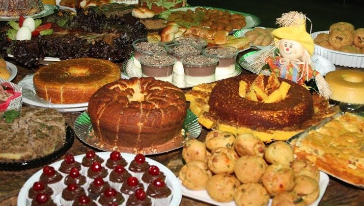 Festival de Pratos Típicos abre a 36ª Festa da Produção de Presidente Olegário