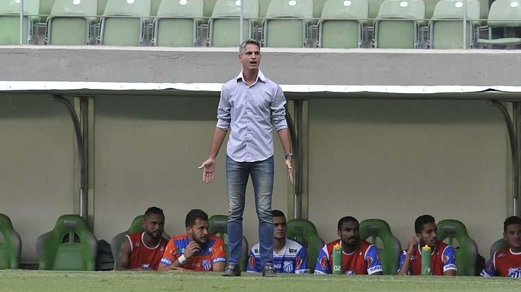 Ex-treinador da URT, Rodrigo Santana, é contratado para auxiliar das categorias de base do Atlético Mineiro
