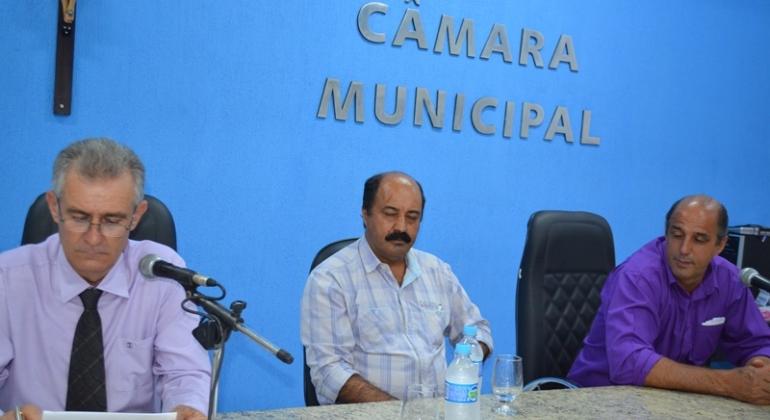 Vereadores de Lagoa Formosa realizam 1ª reunião ordinária do segundo semestre de 2018