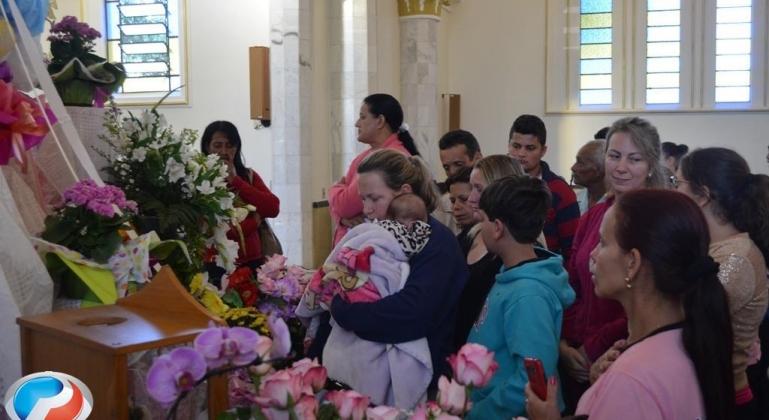 140ª Festa em Louvor à Nossa Senhora da Piedade acontece em Lagoa Formosa