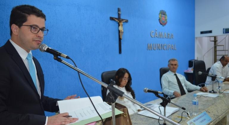 Vereadores de Lagoa Formosa realizam sessão exclusiva para votação de parecer do Tribunal de Contas